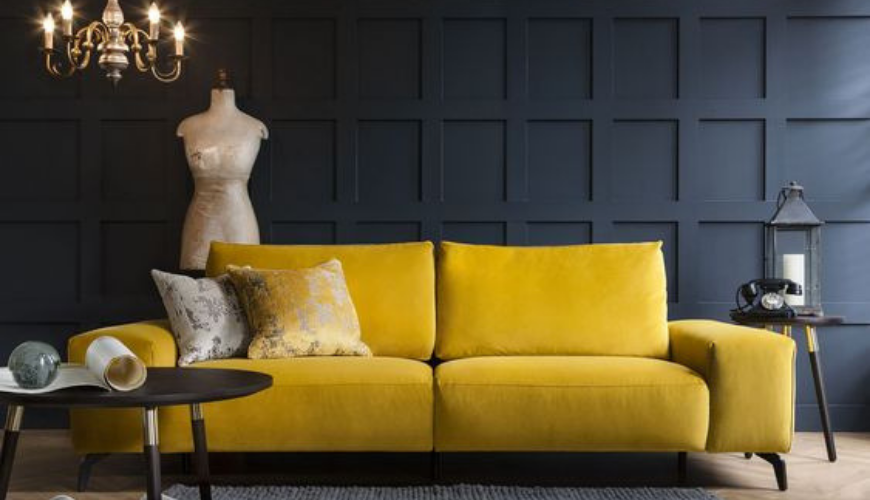 Coloured Sofas: The Trend You Should Know How To Use [object object] Coloured Sofas: The Trend You Should Know How To Use Design ohne Titel 30 870x500  Living Room Ideas Design ohne Titel 30 870x500
