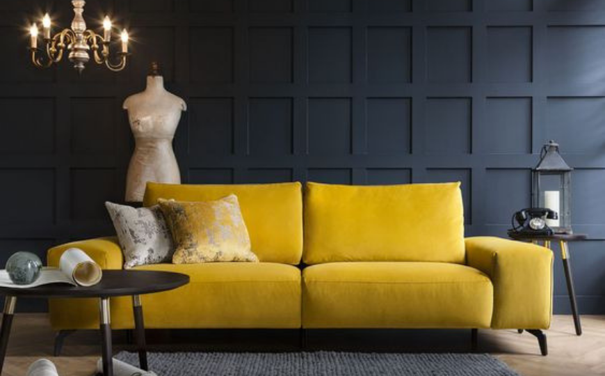 Coloured Sofas: The Trend You Should Know How To Use [object object] Coloured Sofas: The Trend You Should Know How To Use Design ohne Titel 30
