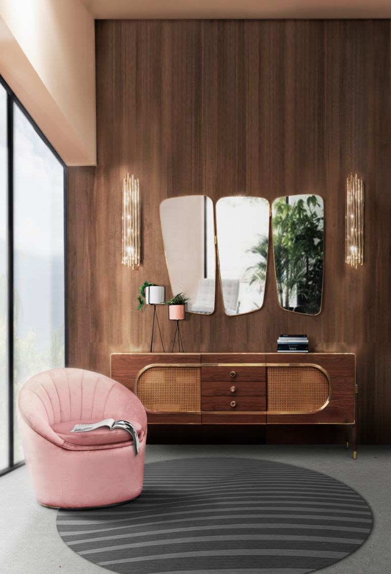 significant decor Significant Decor Inspiration That Will Smooth And Polish Your Surrounding Essential Home Monroe Armchair Dandy Sideboard 1
