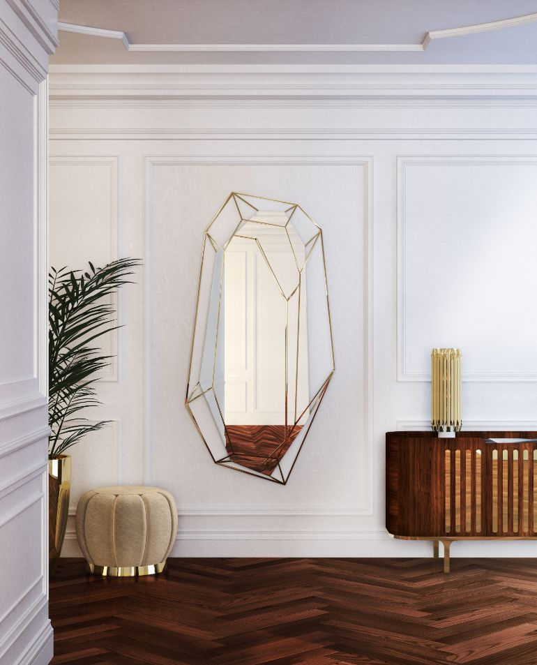Significant Decor Inspiration That Will Smooth And Polish Your Surrounding significant decor Significant Decor Inspiration That Will Smooth And Polish Your Surrounding EssentialHome ambience midcentury mirror 1