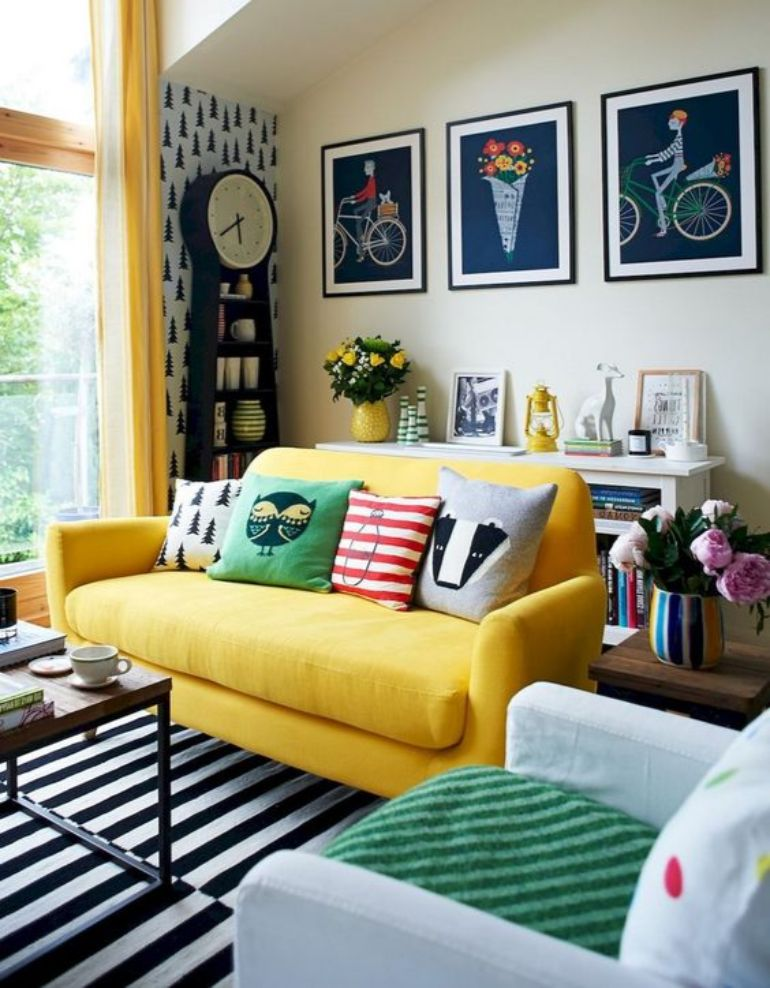 Living Room Color Trends A Touch Of Yellow For Summer_5 (1) living room color trends Living Room Color Trends: A Touch Of Yellow For Summer Living Room Color Trends A Touch Of Yellow For Summer 5 1