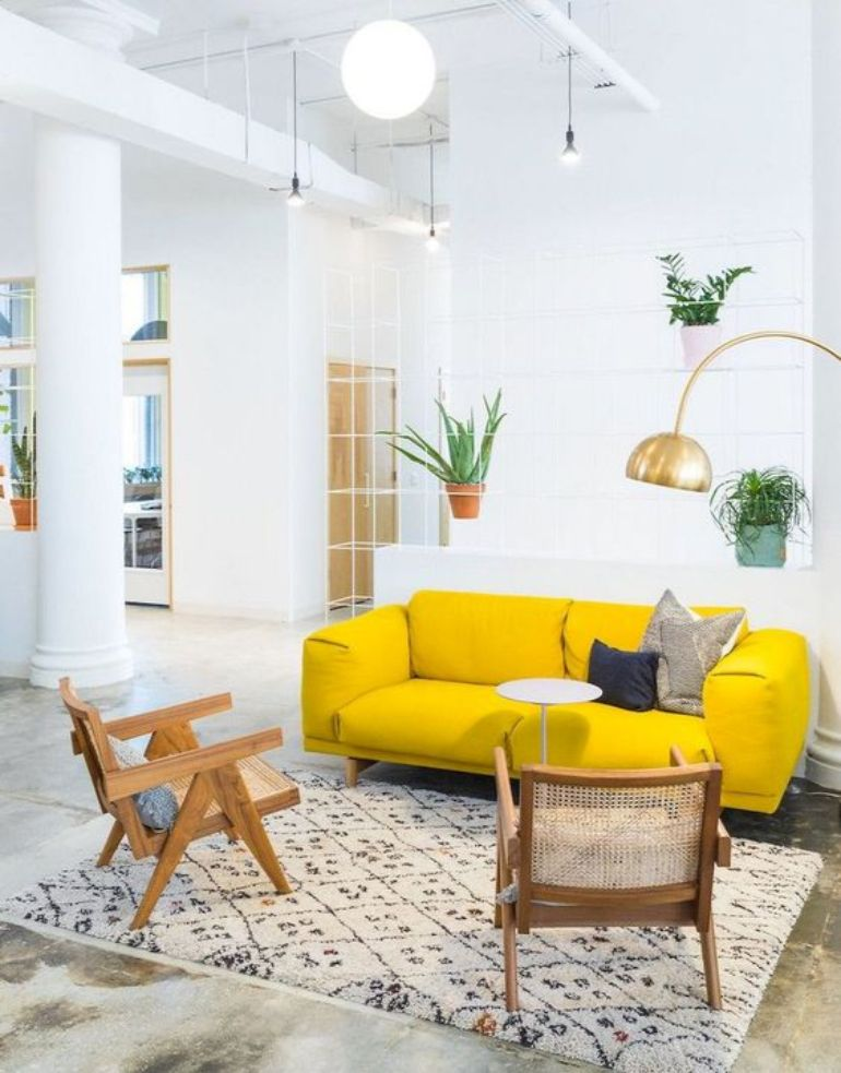 Living Room Color Trends A Touch Of Yellow For Summer_6 (1) living room color trends Living Room Color Trends: A Touch Of Yellow For Summer Living Room Color Trends A Touch Of Yellow For Summer 6 1