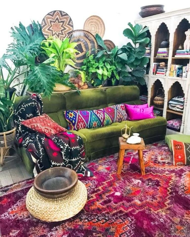 Into Boho Style? We'll Show You 8 Boho Living Rooms To Replicate boho living rooms Into Boho Style? We'll Show You 8 Boho Living Rooms To Replicate a1f5853b38c71905665b36d3fac79ab6 1