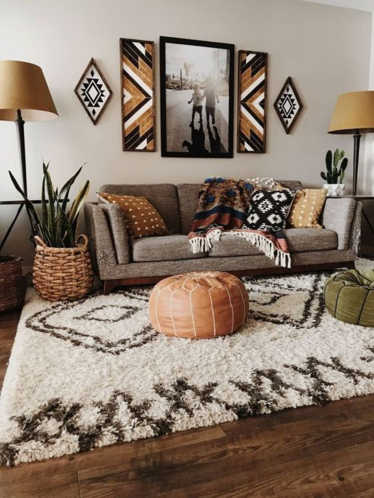 Into Boho Style? We'll Show You 8 Boho Living Rooms To Replicate boho living rooms Into Boho Style? We'll Show You 8 Boho Living Rooms To Replicate ab6f5a5e2280a0566c5020b92196cc2a 1