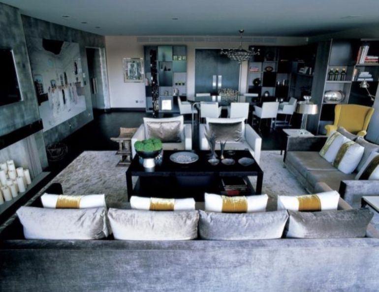 Our Top 5 Kelly Hoppen Designed Living Rooms kelly hoppen Our Top 5 Kelly Hoppen Designed Living Rooms best interior design projects by kelly hoppen 770x595 2
