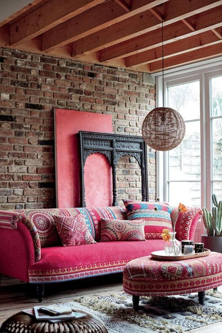 Into Boho Style? We'll Show You 8 Boho Living Rooms To Replicate boho living rooms Into Boho Style? We'll Show You 8 Boho Living Rooms To Replicate d9ffb379b6669fef2e9f49ba4b91dc85 1