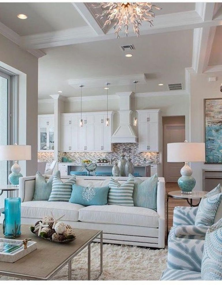 Pick your favorite Beach Living Room And Enjoy Your All Year Vacation