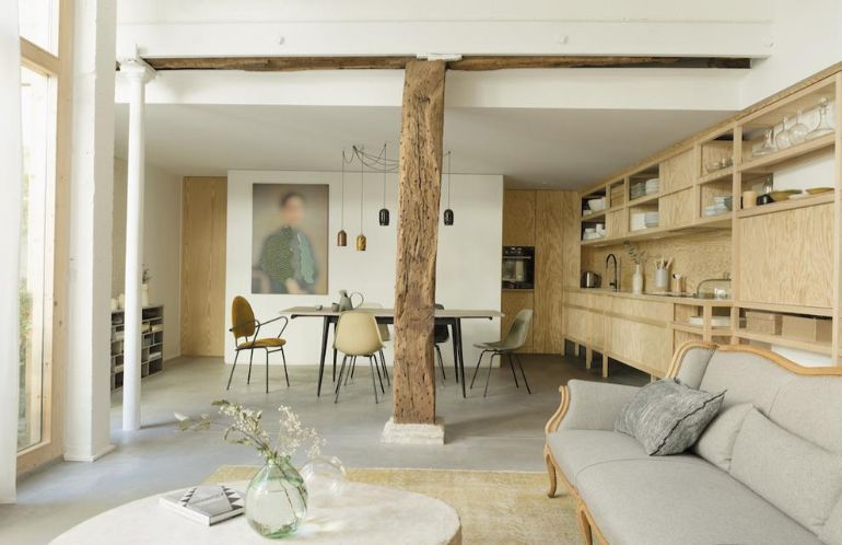 A Spring Minimalist Living Room Ready To Inspire You
