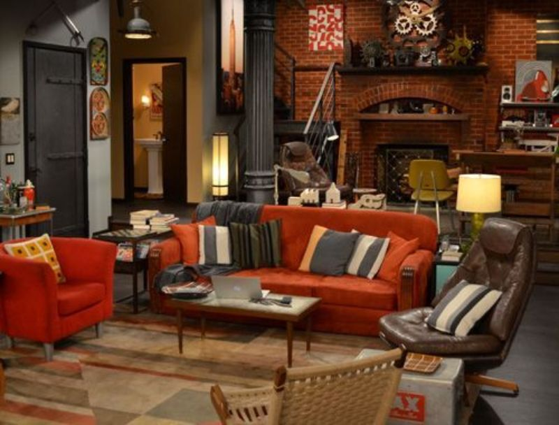 Famous TV Living Rooms We Have All Dreamt About tv living rooms Famous TV Living Rooms We Have All Dreamt About 6cd4721d23f8e01e3b5387aeb9c6eb86