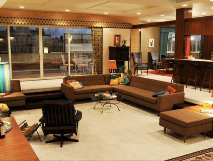 tv living rooms Famous TV Living Rooms We Have All Dreamt About Design sem nome