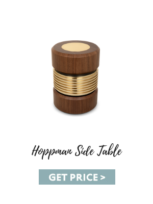 summer living room trends Summer Living Room Trends You Can't Miss This Year hoppman side table