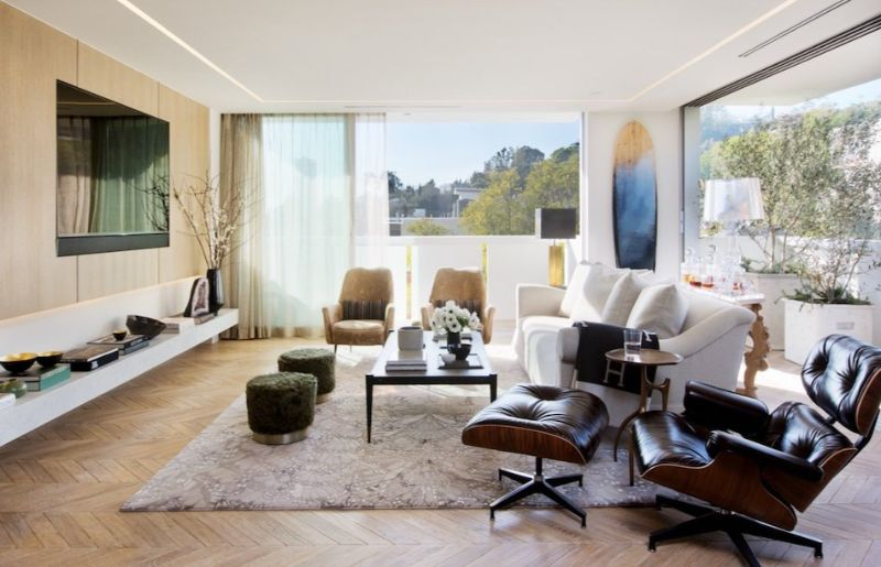 Get Inspired By These 10 Designers Living Rooms designers living rooms Get Inspired By These 10 Designers Living Rooms A 2 1