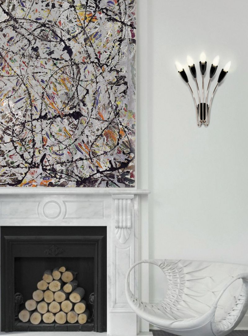 living room wall lamps Living Room Wall Lamps Never Looked So Stylish! Living Room Wall Lamps Never Looked So Stylish 3 1
