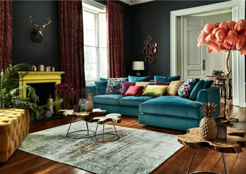 Maximalist Living Room Ideas That'll Maximize Your Life maximalist living room Maximalist Living Room Ideas That'll Maximize Your Life Maximalism Living Room 1