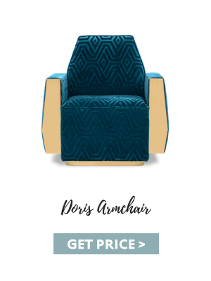 Mid-century Armchairs That You Could've Seen In Your Favorite Movies mid-century armchairs Mid-century Armchairs That You Could've Seen In Your Favorite Movies doris armchair