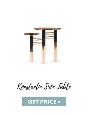fall decor trends Fall Decor Trends For A Modern Living Room Of Your Dreams konstantin side table