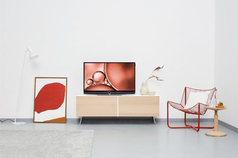 living room decor How To Ginger Up Your Living Room Decor loewe technologies ICSrvBh r2A unsplash 1