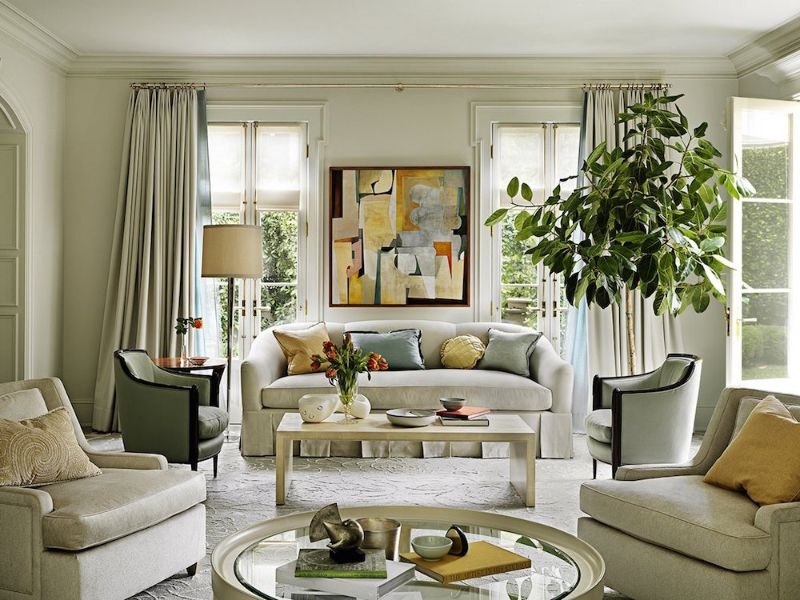 Get Inspired By These 10 Designers Living Rooms designers living rooms Get Inspired By These 10 Designers Living Rooms modern living room beverly hills california by barbara barry incorporated 1 1
