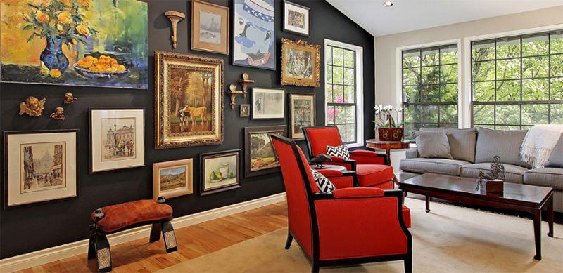 Maximalist Living Room Ideas That'll Maximize Your Life