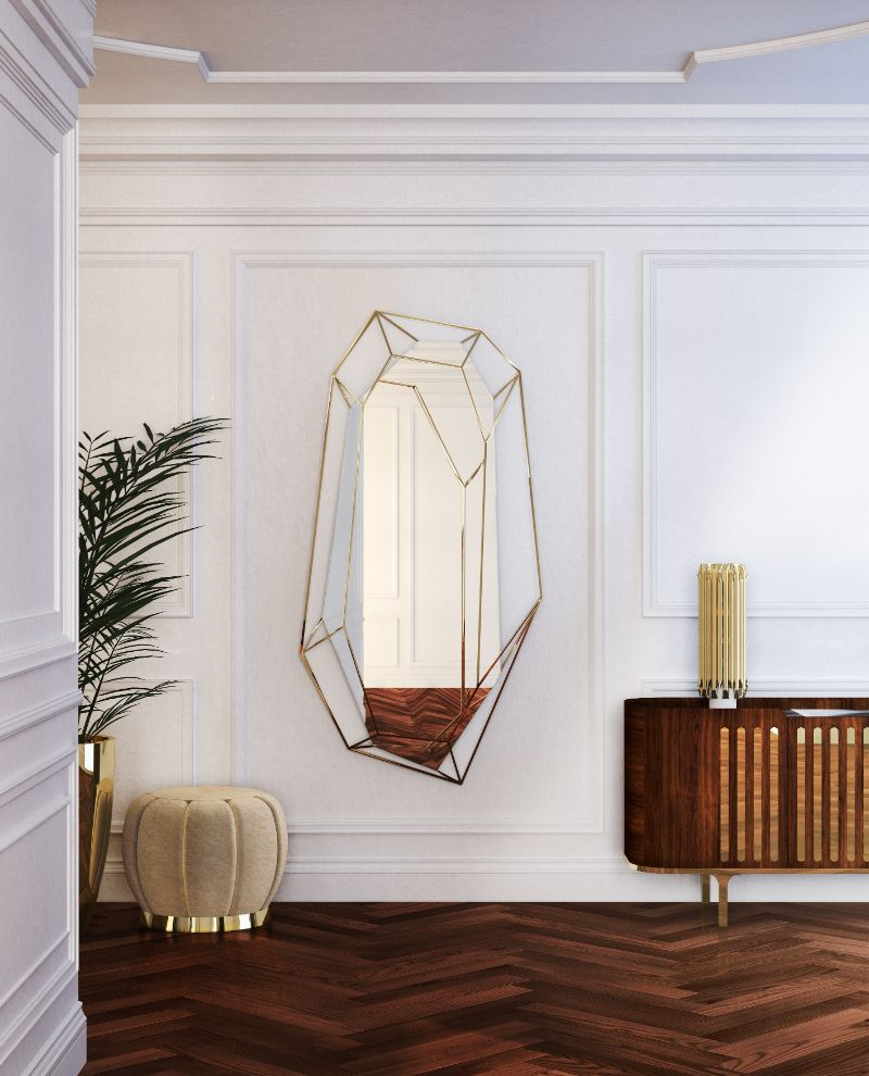 100% Design: The Mid-Century Living Room Furniture You Need 100% design 100% Design: The Mid-Century Living Room Furniture You Need EssentialHome ambience midcentury mirror 1 1