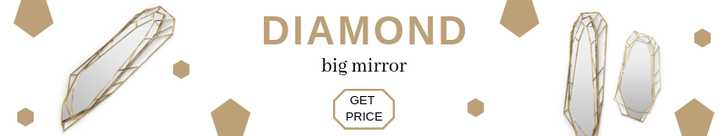 100% Design: Welcome To A World of Design Excellence 100% design 100% Design: Welcome To A World of Design Excellence diamond big mirror 1