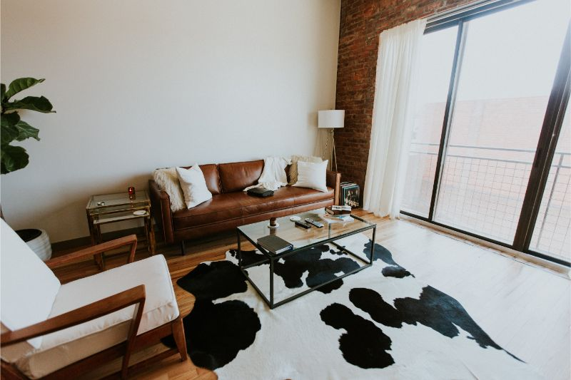 Styling Your Living Room Using Earth Tones