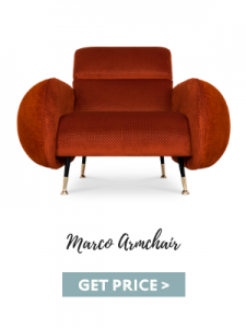 Mid-century Modern Home: Covet Valley mid-century modern home Mid-century Modern Home: Covet Valley marco armchair 225x300